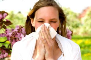 Отек уха и аллергия