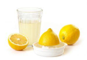 Мед с лимоном при ангине