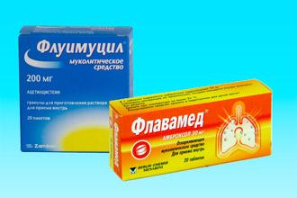Отхаркивающие средства при стрептококках