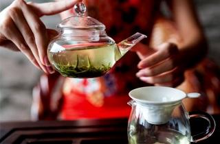 Как приготовить чай от кашля