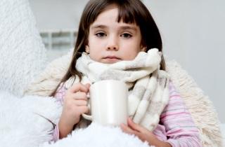 Лечение кашля у детей мать-и-мачехой