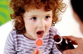 Как вылечить кашель у ребенка 2 года