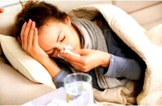 температура с кашлем