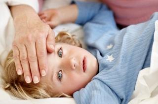 Лекарство для горла 2-хлетнего ребенка