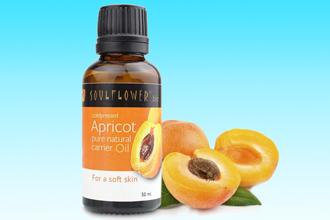 Абрикосовое или персиковое масло лучше в нос