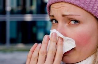Как снять отек слизистой нос