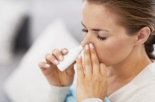 Как уменьшить отек слизистой носа