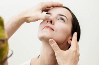 Медицинское лечение опухоли после травмы носа