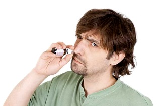 Лечение ожога слизистой носа