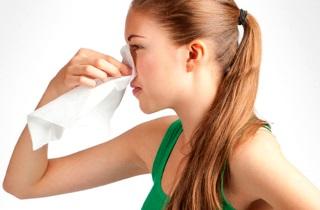 Носовое кровотечение по утрам