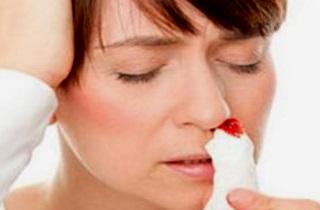 Причины носового кровотечения по утрам