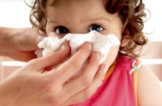 Температура 37 и кровь из носа
