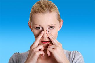 Боли в пазухах носа