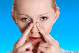Сухость носа
