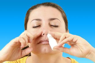 Какие капли если заложен нос